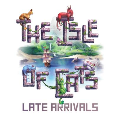 The Isle of Cats: Late Arrivals expansion
