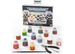 40K Paints + Tools