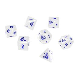 Heavy Metal Icewind Dale 7 Dice Set