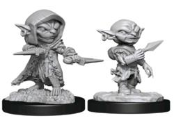 Pathfinder: Goblin Male Rogue
