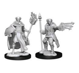 D&D Nolzur's: Multiclass Male Cleric/Wizard