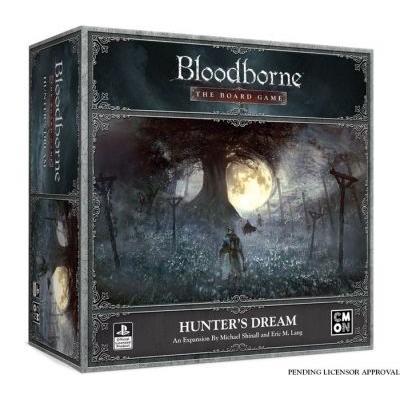 Bloodborne: The Board Game: Hunter's Dream
