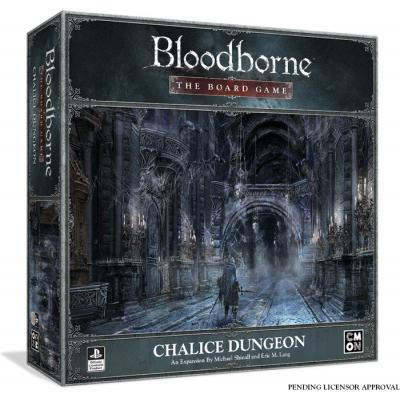 Bloodborne: The Board Game: Chalice Dungeon