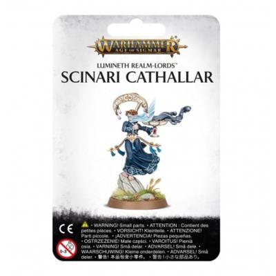Limineth Realm-Lords: Scinari Cathallar