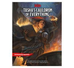 DD5 Tasha's Cauldron of Everything Book