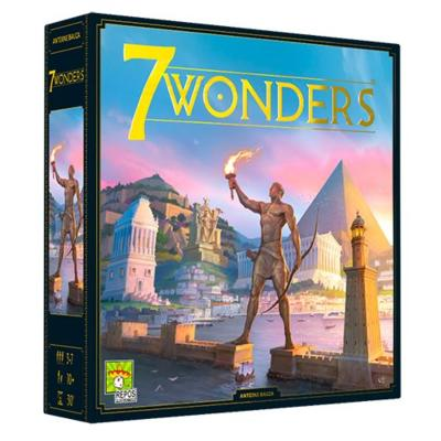 7 Wonders 2nd edition
