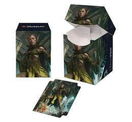 Magic Zendikar Rising Nissa PRO 100+ Deck Box