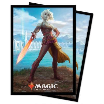 Magic Zendikar Rising Nahiri Deck Protector 100ct