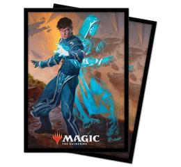 Magic Zendikar Rising Jace Deck Protector 100ct