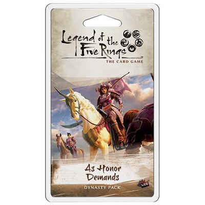 L5R LCG: As Honor Demands