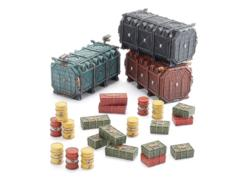 Battlezone: Munitorum Armoured Containers