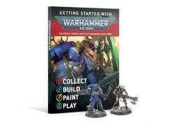 Getting Started WARHAMMER 40K (ENG)