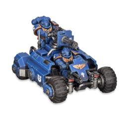 Space Marines:Primaris Invader ATV