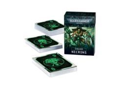 Datacards: Necrons 2020