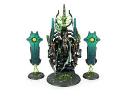 Necrons: Szarekh The Silent King