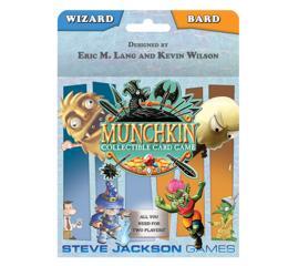 Munchkin Wizard And Bard Starter