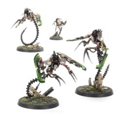 Necrons Ophidian Destroyers