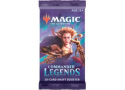 Commander Legends Booster