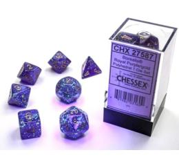 Borealis Luminary Royal Purple/Gold 7-Die Set