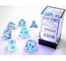 Borealis Luminary Icicle/Light Blue 7-Die Set