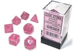 Borealis Luminary Pink/Silver 7-Die Set
