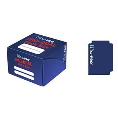 Blue Pro-Dual Deck Box