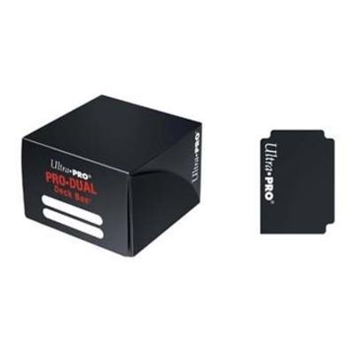 Black Pro-Dual Deck Box