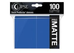 Eclipse Pacific Blue Matte Deck Protector 100ct
