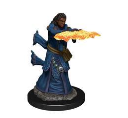 DD5 Icons: Human Female Wizard Premium Figure