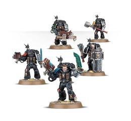 Deathwatch Veterans