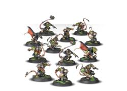 Blood bowl Skaven Team