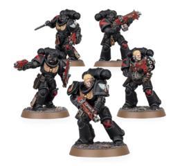 Blood Angels: Death Company Intercessors