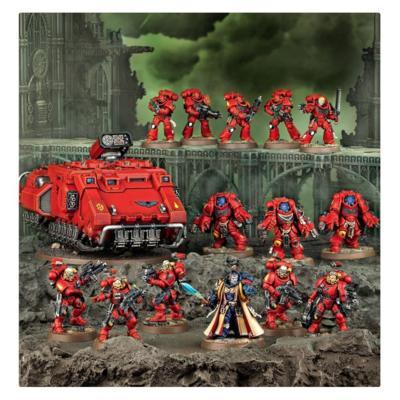 Combat Patrols: Blood Angels