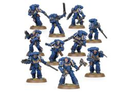 Spece Marines: Assault Intercessors