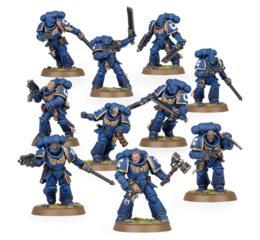 Spece Marines: Assault Intercessors