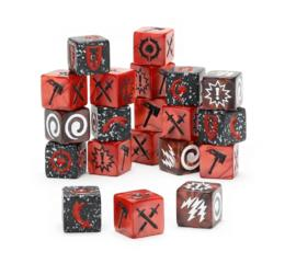 WHU: Direchasm Grand Alliance Chaos Dice Pack
