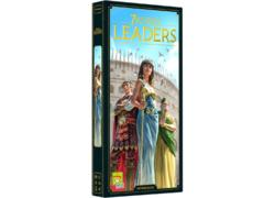 7 Wonders 2nd Edition: Leaders Expansion