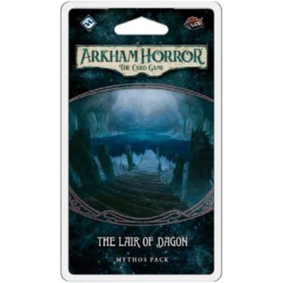 Arkham Horror LCG: Lair of Dagon Mythos Pack
