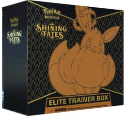 SS4.5 Shining Fates Elite Trainer Box