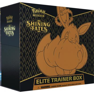 Shining Fates Elite Trainer Box