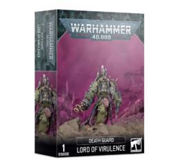 Death Guard Lord Of Virulence