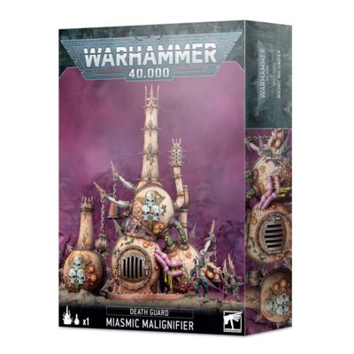 Death Guard Miasmic Malignifier