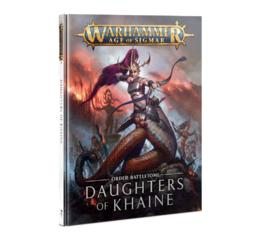 Battletome: Dauters Of Khaine