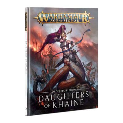 Battletome: Dauters Of Khaine
