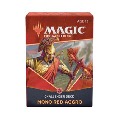 Challenger 2021 Mono Red Aggro Deck