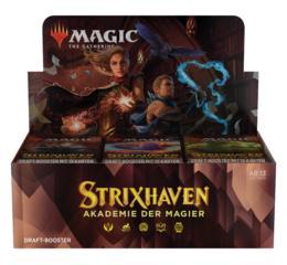 Strixhaven Booster Display