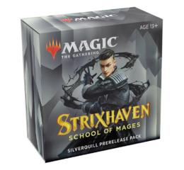 Strixhaven Prerelease Pack Silverquill
