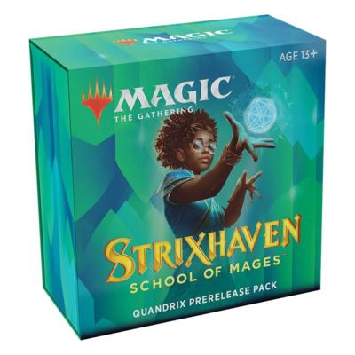 Strixhaven Prerelease Pack Quandrix