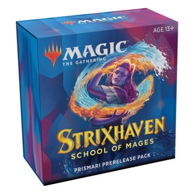 Strixhaven Prerelease Pack Prismari