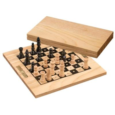 Chess,plug-in, foldable, field 19 mm